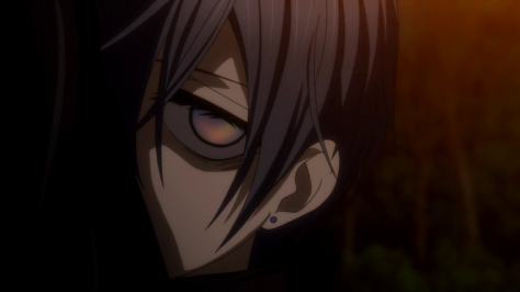 Ciel totally numb after Doll's death